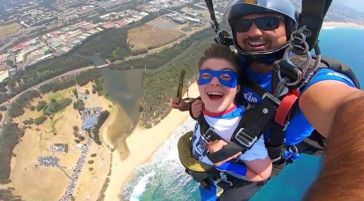 Amazing Australian Skydive