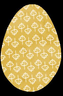 easter egg 3 yellow